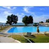 acessório para piscina de hotel