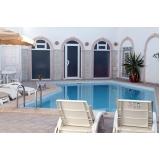 aquecedor de piscina de vinil valor Interlagos