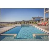 aquecedor piscina de fibra Morumbi