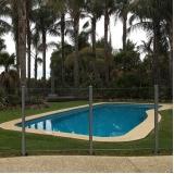 aquecedor piscina de vinil Santo Amaro