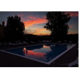 filtro de poliéster para piscina Bela Vista