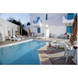 filtro para piscina de hotel