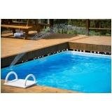 manutenção piscina cheia