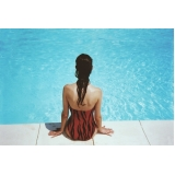 manutenção para piscina em casa Água Branca