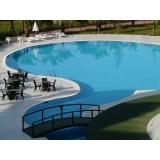 orçamento de manutenção e reforma de piscinas Saúde