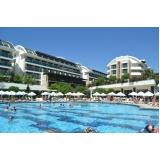 preço de cloro para limpar piscina Chora Menino
