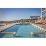 preço de consertar piscina Jockey Clube